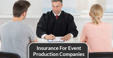 Insurance For Event Production Companies