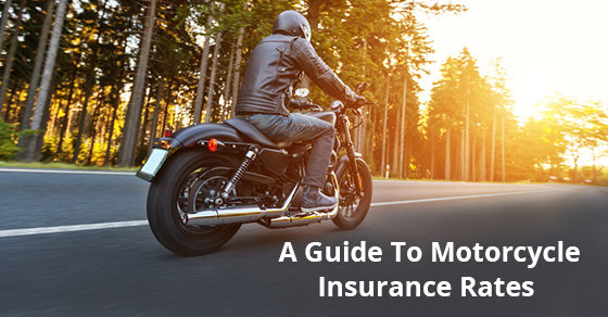 Determining Motorcycle Insurance Rates