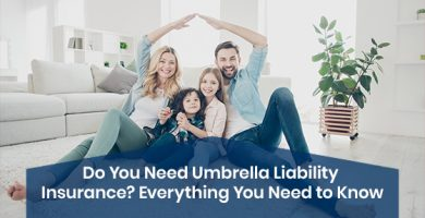 What is the need of umbrella liability insurance
